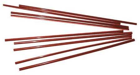 "Straight Tip Stir Straws 5"",  PK1000"