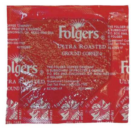 Coffee Packet, Ultra Roasted, Regular, PK42