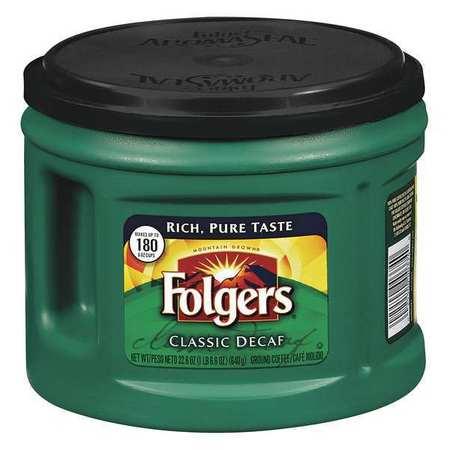 Coffee Can, Decaf, 22.6 oz.