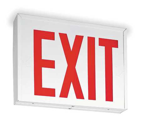 ACUITY LITHONIA Steel LED Exit Sign