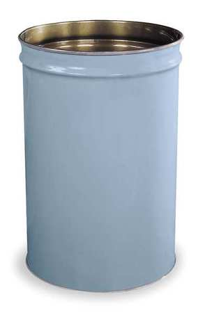 Cigarette Receptacle, 55 gal., Gray