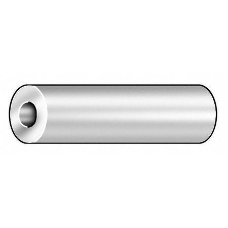 Round Spacer, Nylon, #6, 1/8 L, Pk100