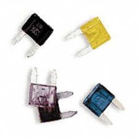 25A Fast Acting Blade Plastic Fuse 32VDC