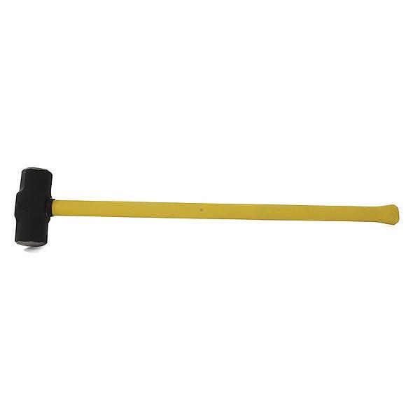 WESTWARD 2DBU1 Sledge Hammer,10 lb.,34-3 4,Fiberglass