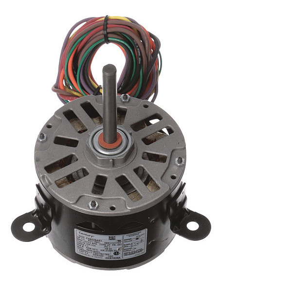 CENTURY OCB1026A Mtr,PSC,1//4 HP,1075 RPM,208-230V,48Y,OAO