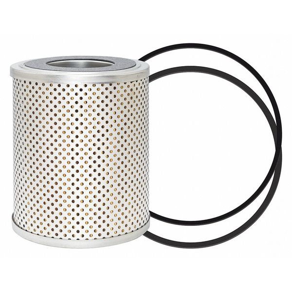 BALDWIN FILTERS PT87-S Oil/Hydraulic Filter, 4-9/16 x 5-1/2 In