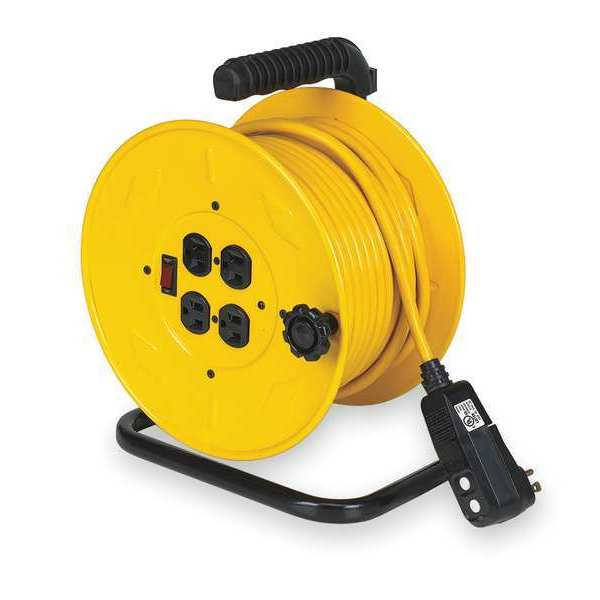 Extension Cord Reel : Extension cord reels by lumapro zoro