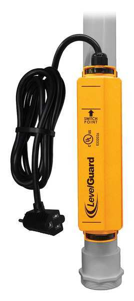 Electric Sump Pump ~ Levelguard z a electric sump pump switch ft cord