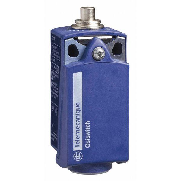 TELEMECANIQUE SENSORS XCKP2110G11 1NC//1NO Limit Switch Plunger Nema 1 4 2 6,