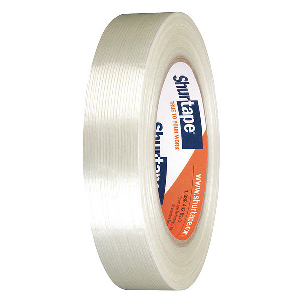 SHURTAPE GS 531 Filament Tape,24mm x 55m,6.7 mil,PK36