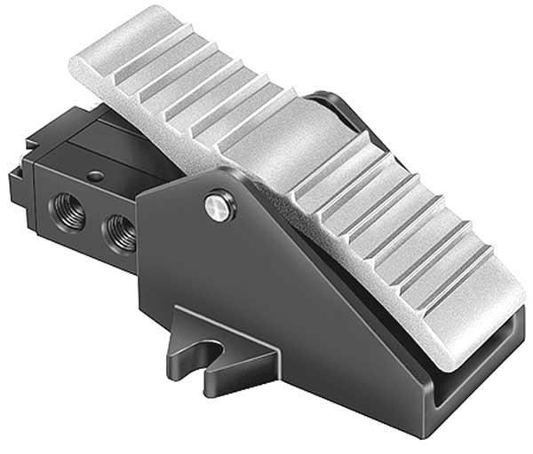 parker manual air control valve