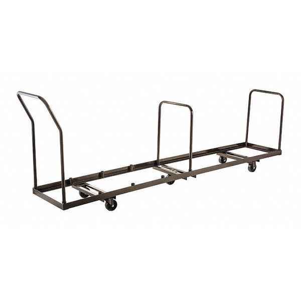 Zoro Select Dy50 Folding Chair Dolly 1000 Lb Load