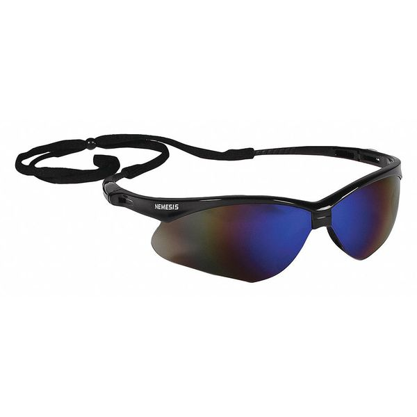 JACKSON SAFETY 14481 V30 Nemesis Safety Glasses Black Frame