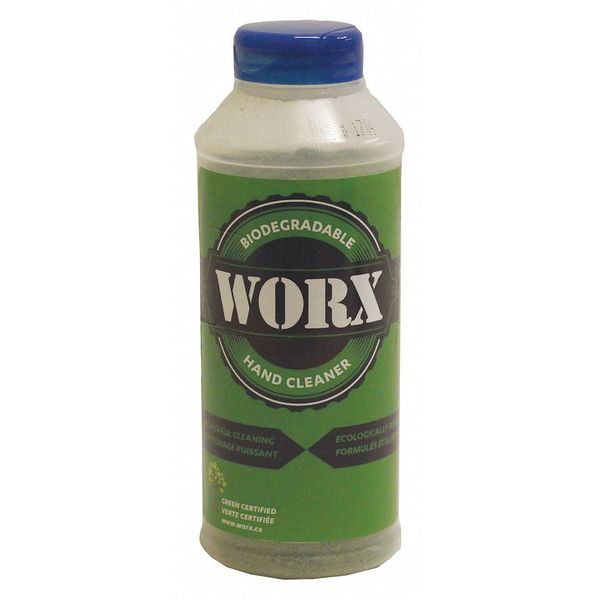 All Natural Powdered Hand Soap,Bottle WORX BIODEGRADABLE HAND CLEANER 11-1650-12