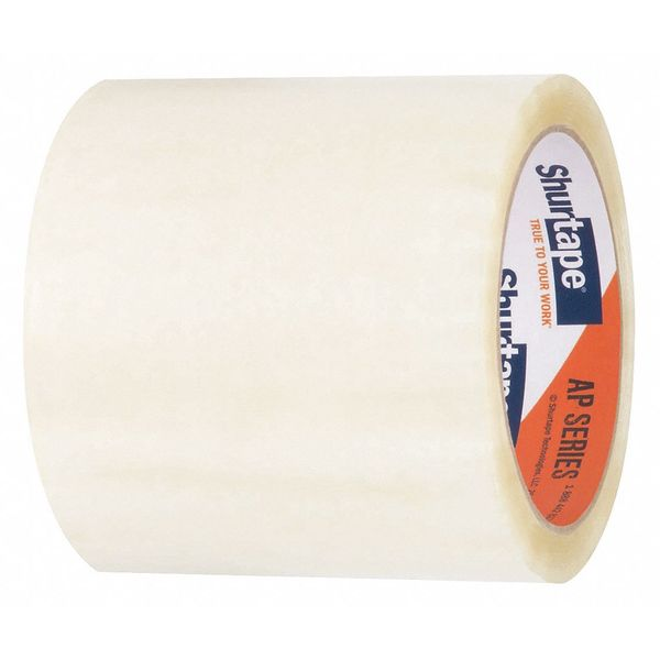 SHURTAPE AP 015 Film Tape,Clear,Continuous Roll,PK18