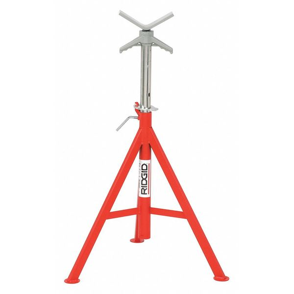 V-Head Pipe Stand,1/8 to 12 In. RIDGID 56662