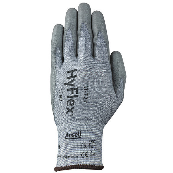 Ansell Size 9 Cut Resistant Gloves,11-727