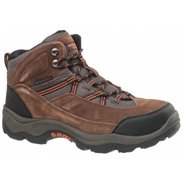 HI-TEC 57009W Work Boots,Steel,Sz 8,6 in. H,EEE,PR G1857996