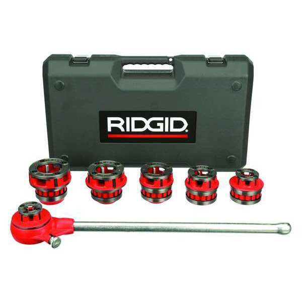Pipe Threaders, Taps & Dies RIDGID 36475 Manual Pipe Threader,1/2 ...
