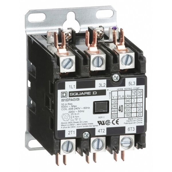 contactor wiring 208 auxiliary contactor 3 pole contactor wiring diagram