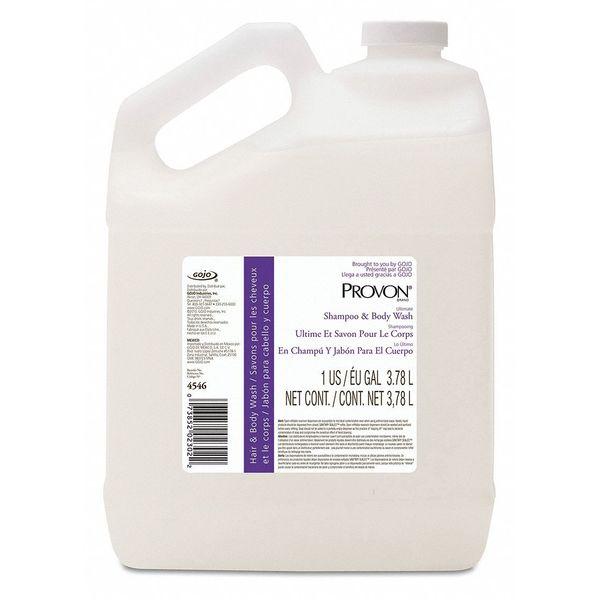PROVON 4546-04 Ultimate Shampoo & Body Wash, 1 Gallon Pour B