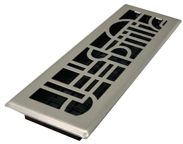Metal floor registers by decor grates Decorative floor registers