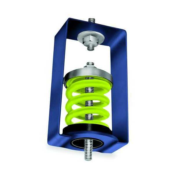 Spring hanger vibration isolators by mason zoro