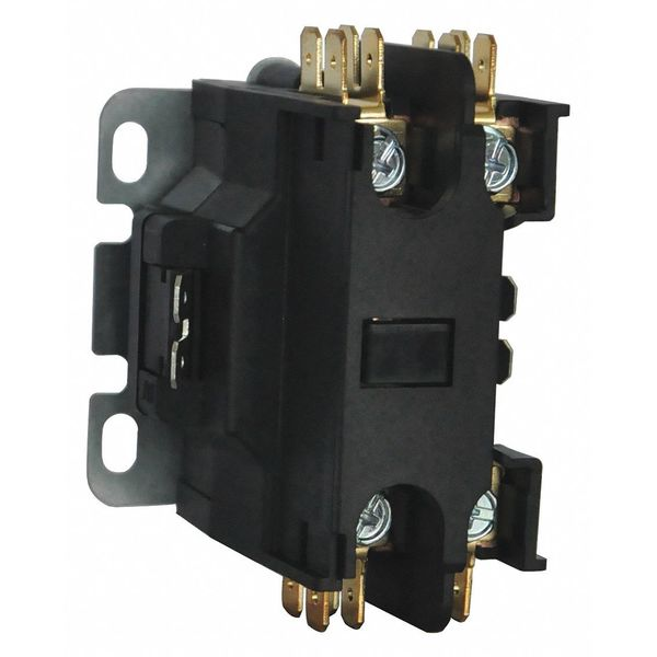 Square D 208//240VAC Open Definite Purpose Contactor 2 Number of Poles 25 Full Load Amps-Inductive 8910DP22V09