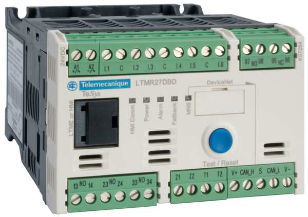 Tesys T Motor Management System By Schneider Electric