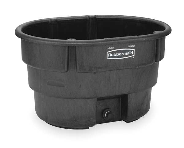 Structural Resin Stock Tanks By Rubbermaid