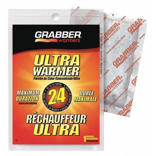 GRABBER UWES Ultra Warmer,24 Hour,PK240