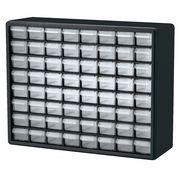 Drawer Bin Cabinet, 6-3/8 In. D, 20 In. W