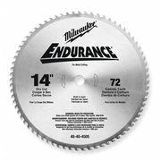 "14"",72-Teeth Ferrous Metal Circular Saw Blade"