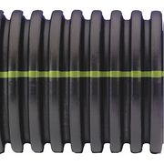 Corrugated Drainage Pipe,20ft.L,18in.Dia