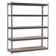 Boltless Shelving,72x24x72,5 Shelf