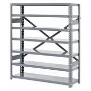 Store All Shelving Unit,36In Wx42In H