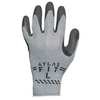 Cut Resistant Gloves,Black/Gray,XL,PR