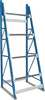 Cable Reel Rack, 4-Axle Starter, 48 in. W