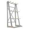 Vertical Floor Mounted Rack, 2000 lb.