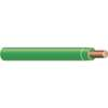 Building Wire,18 AWG/ 1 Cond,Green,500ft