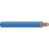 Machine Tool Wire,18 AWG,6 Amps,Blue