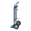 Convertible Heavy-Duty Steel Hand Cart, Blue