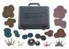 Die Grinder Accessory Kit, 50 Pc, w/Case