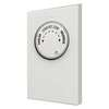 Thermostat,Single Pole Voltage,Heat Only